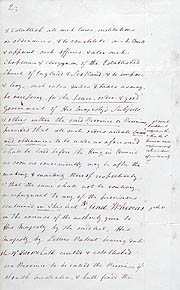 Order-in-Council Establishing Government 23 February 1836 (UK), p2