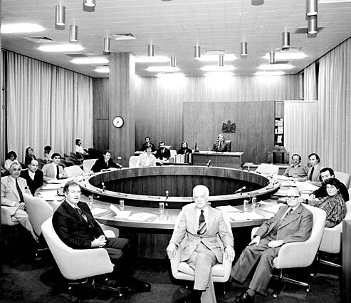 Government – State and territory – Meeting of the ACT Legislative Assembly